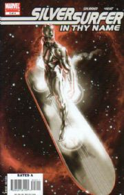 Silver Surfer In Thy Name #2 Dell'Otto Cover